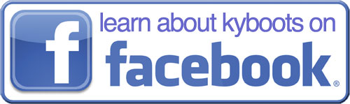 Learn about kyBoots on Facebook